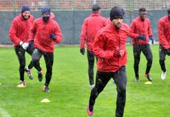 Alanyasporda Galatasaray hazırlıkları
