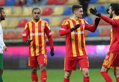Kayserispor - Darıca Gençlerbirliği: 3-1