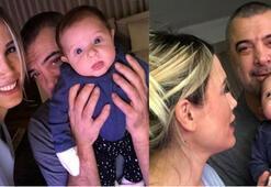 Erdal Acar sevimli bebeğiyle poz verdi