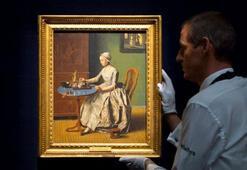 'Hollandalı Kız' 260 yıl sonra vatanına döndü