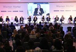 102 dev şirketin katılımıyla yapılan Women Matter raporu açıklandı