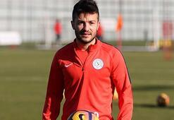 Özgür Çekten taraftara güzel futbol sözü