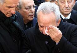 Saffet Ulusoy'un cenazesi toprağa verildi