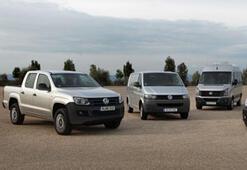 Volkswagen Ticari Araç, 2011 yılında ödüle doymadı