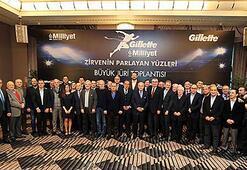Gillette-Milliyet Yılın Sporcusu Adayları büyük jüri tarafından belirlendi