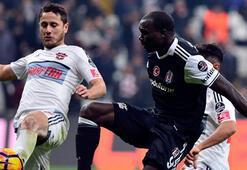 Beşiktaş Gaziantepsporu Aboubakarın golü ile geçti (Maç özeti)