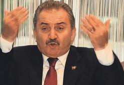 Zeybek, Başbakan'a Manisa'dan yüklendi