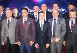 Trabzonspor Başkan adayı Celil Hekimoğlu yönetim kurulunu tanıttı