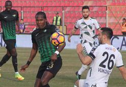 Akhisar Belediyespor - Atiker Konyaspor: 1-0