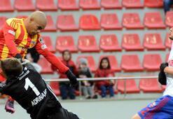 Kayserispor-Kardemir Karabükspor: 2-0