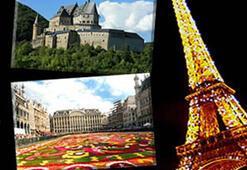 Avrupa'da rüya gibi bir tatil