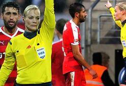 Türk futbolcuya hakemlik cezası