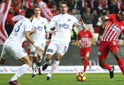 Antalyaspor - Kasımpaşa: 2-1
