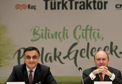 TürkTraktör 2017'de yaklaşık 50 bin traktör sattı