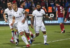 Trabzonspor Fenerbahçe maçında Lens şov (İşte maçın özeti)