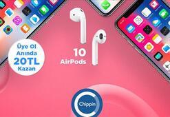 Chippinden iPhone X ve AirPods kazanma fırsatı