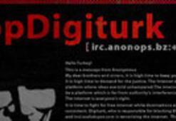 Anonymous Digiturkü Hackledi