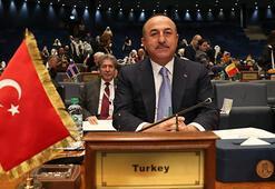 Bakan Çavuşoğlu: Sözden çok eylem bekliyoruz
