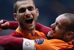 Galatasaray devre arasına mutlu giriyor