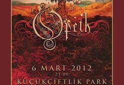 Opeth için 6 Martta hazır mısın