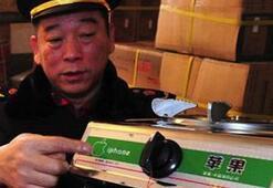 Çin işi, çay demleyen iPhone
