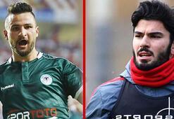Trabzonspordan iki transfer Canlı yayında açıkladı...