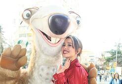 Elif Kaya 'Buz Devri'nde