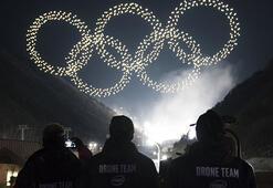 Intel, 2018 Kış Olimpiyatlarında 1218 adet drone ile rekor kırdı