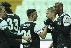 Beşiktaş Boluspor maçıyla kupada garantiledi (İşte maçın özeti)