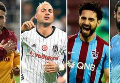 Süper Ligde 95 futbolcunun sözleşmesi bitiyor