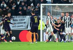 Juventus - Tottenham Hotspur: 2-2