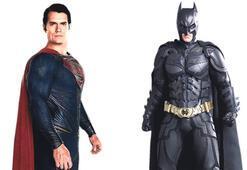 Süpermen Batman'e karşı