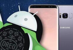 Galaxy S8 için Android Oreo 8.0 Türkiye'de