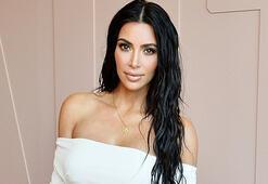 Kim Kardashiandan tuhaf destek