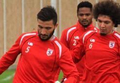 Samsunsporda Denizlispor maçı öncesi sakat futbolcuların çokluğu can sıkıyor
