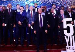 Trabzonspor başkan adayı Muharrem Usta yönetimini tanıttı