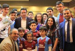 Trabzonspor başkan adayı Hekimoğlu: Trabzonsporu birlikte yöneteceğiz