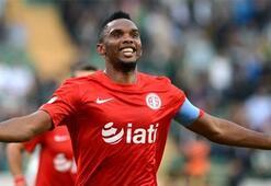 Antalyaspor, Beşiktaşın Etoo teklifini reddetti