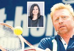 Tenisçi Boris Becker  'Marka' için gelecek