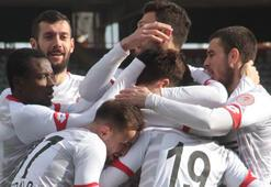 Gençlerbirliği-Amed Sportif: 6-0