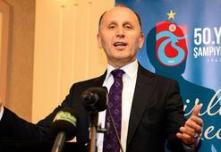 Trabzonspor başkan adayı Usta: Bize ahtapot gibi yönetim lazım
