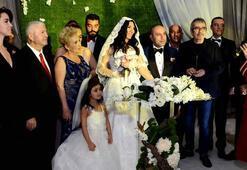 Işın Karacanın düğününde şahit krizi