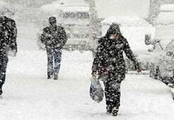 Meterorolojiden yoğun kar yağışı uyarısı