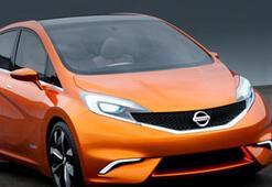 Nissanın cesur dünyası Cenevrede