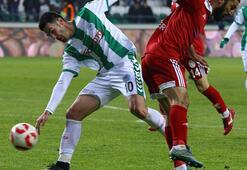 Torku Konyasporun en golcüsü Bajic