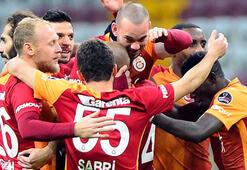 Galatasaray, 16. haftalarda 3. sıraya abone
