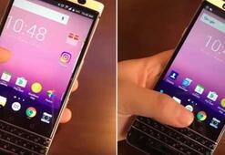 BlackBerry Mercurynin ekran görüntüsü ortaya çıktı