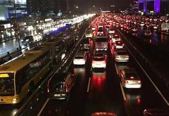 Beyoğlunda yılbaşında bu yollar trafiğe kapatılacak