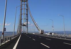 Son dakika: Bakan az önce açıkladı Osman Gazi Köprüsünde indirim