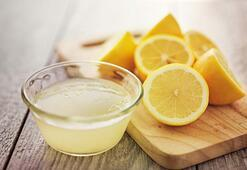 Limon suyu içmenin 15 faydası